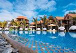 Villages vacances Grand Baie - Maritim Crystals Beach Hotel Mauritius-4