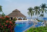 Hôtel Manzanillo - Dolphin Cove Inn-4