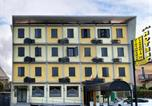 Hôtel Oleggio - Hotel Ristorante Tre Leoni-1