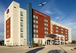 Hôtel Humble - Springhill Suites Houston Intercontinental Airport-1