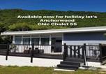 Location vacances New Quay - Woodlands Park Chic Chalet Retreats-1