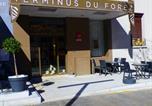 Hôtel La Grand-Croix - Terminus du Forez Saint-Etienne Centre-4