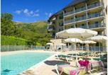 Location vacances  Hautes-Pyrénées - Apartment with 2 bedrooms in Saint Lary Soulan with shared pool and furnished garden 100 m from the slopes-2