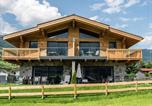 Location vacances Niedernsill - Modern Holiday Home in Niedernsill with Private Sauna-1