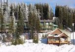 Location vacances One Hundred Mile House - Merlot Mountain condo-1