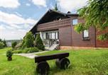 Location vacances Schleusegrund - Charming Chalet in Neustadt am Rennsteig with Sauna-1