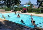 Camping avec Piscine Saint-Amans-des-Cots - Camping Pole Touristique Bellevue-1
