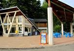 Camping avec Piscine Saint-Côme-d'Olt - Camping Roc de l'Arche-1