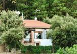 Location vacances Burguillos del Cerro - Villa with 3 bedrooms in Monesterio with wonderful mountain view private pool enclosed garden-2