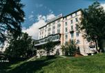 Hôtel Samedan - Hotel Saratz Pontresina-1