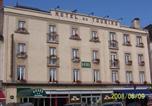 Hôtel Gagnac-sur-Cère - Hotel du Touring-1