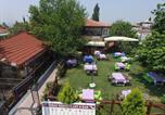 Location vacances  Turquie - Ozbay Hotel-1