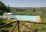 Location vacances Bucine - Pieve A Presciano Apartment Sleeps 6 Pool Wifi-2