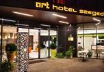 Hôtel Szeged - Art Hotel Szeged-2