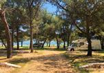 Camping Jezera - Camping Vransko Jezero Crkvine-1