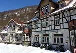 Hôtel Benneckenstein (Harz) - Hotel Zur Luppbode-3