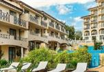 Villages vacances Balchik - The Cliff Beach & Spa Resort-4
