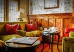 Hôtel Bakewell - Fischers Baslow Hall - Chatsworth-4