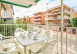 Location vacances Santa Pola - Three-Bedroom Apartment in Santa Pola-1