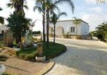 Location vacances Castrignano del Capo - Villa Liquattruvienti-4