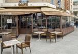 Hôtel Aubervilliers - Hotel Hovi De La Mairie-2