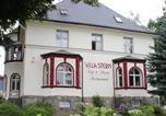Hôtel Stollberg/Erzgebirge - Villa Stern