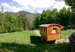 Camping avec Hébergements insolites Rhône-Alpes - Camping Les 7 Laux-4