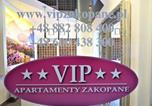 Location vacances Zakopane - Vip Apartamenty Stara Polana 2-3