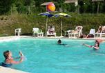 Camping avec Piscine couverte / chauffée Campouriez - Causses et Vallees Vacances-3
