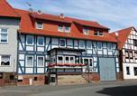 Location vacances Duderstadt - Gasthaus Jütte-1