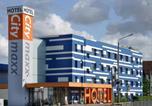 Hôtel Rostock - Hotel Citymaxx-1