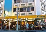 Hôtel Nouvelle-Zélande - Fat Camel Backpackers - Auckland-2