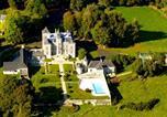 Hôtel 4 étoiles Plougonvelin - Manoir de Kerhuel de Quimper-3