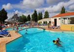 Camping Saint-Hilaire-la-Forêt - Camping La Bolee d'Air-1