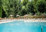 Camping avec Piscine Domme - Camping Beau Rivage-2