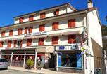 Hôtel Jura - Jura Hotel Restaurant Le Panoramic-4