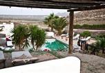 Location vacances Carboneras - Hotel The Originals Cortijo Los Malenos-4