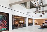 Hôtel Dallas - Sheraton Dallas Hotel-4