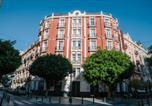 Hôtel Picanya - Petit Palace Ruzafa-3