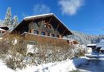 Location vacances Gryon - Chalet Chalet Oxygène-1