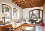 Location vacances Garrigàs - Traditional estate from the Xiv century, with swimming pool-1