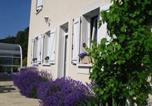 Location vacances  Ardennes - Tranquil Holiday Home in Joigny sur Meuse with Pool-2