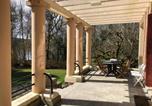 Location vacances  Nièvre - Direct Jardin Plage Lac-2