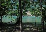 Camping avec Site nature Valbonnais - Au Valbonheur (Camping le Plan d'Eau)-3