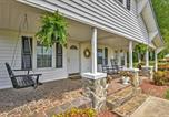 Location vacances Fancy Gap - Dobson Farmhouse with Wraparound Porch and Fire Pit!-2