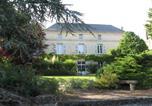 Hôtel Saint-Maurice-la-Fougereuse - Le Chai De La Rose-1
