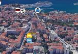 Location vacances Split - Old town Studio Apartment - Yellow-2
