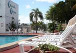 Hôtel Sunny Isles Beach - Beach and Town Motel-2