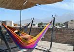 Hôtel Arequipa - Econunay Hostels-4