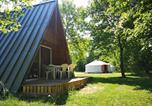 Camping avec Hébergements insolites Excenevex - Camping Domaine de Mépillat-4
